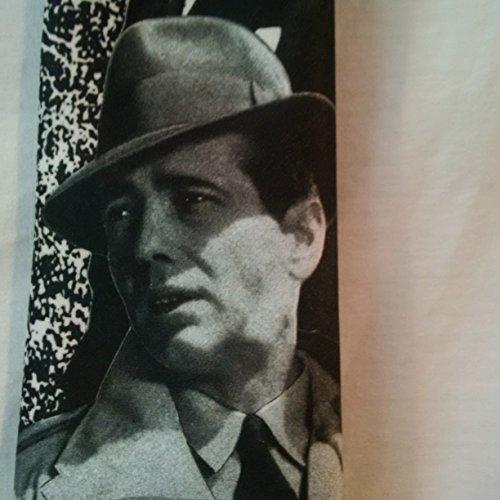 Bogart Commemorative Neck Tie by Ralph Marlin Collectible, Humphrey Bogart Necktie