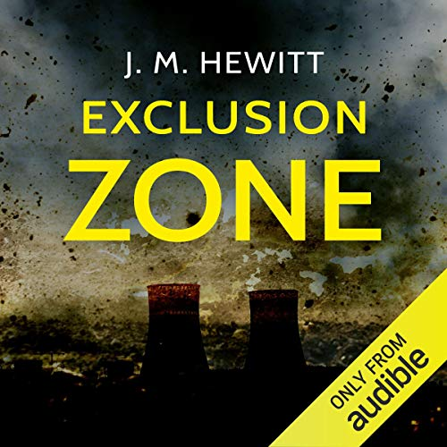 Exclusion Zone audiobook cover art