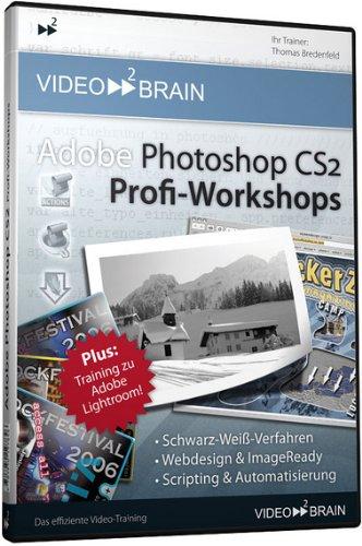 Video2Brain - Adobe Photoshop CS2 Profi-Werkzeuge (Video-Training auf DVD)