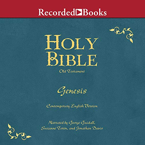 Holy Bible, Volume 1 cover art