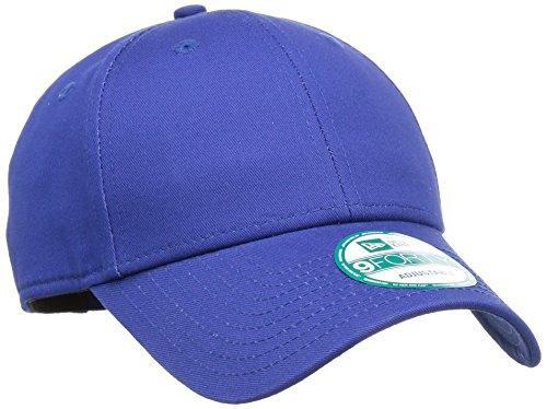 New Era Ne Basic 9Forty Gorra de béisbol, Unisex Adulto, Azul (Blue), One Size (Tamaño del Fabricante:OSFA)