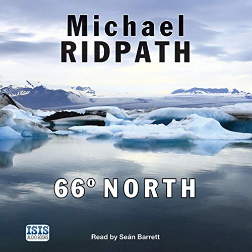 66° North audiobook cover art