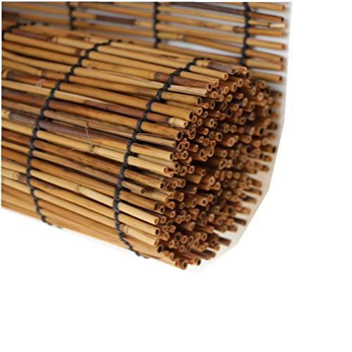 ZDY Natural Reed Mat/Privacy Screen/Garden Screening Fencing, Reed Fences Privacy Border Shield Wind/Sun Shield for House/Balcony/Terrace.