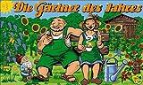 UB Fahne/Flagge Die Gärtner des Jahres Gartenfahne 90 cm x 150 cm Neuware!!!
