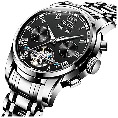 Reloj - OLEVS - Para - XLYUK-S-G6607GS-BH