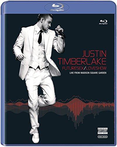 Justin Timberlake - Futuresex / Loveshow Live From Madison Square Gard