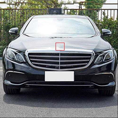 SYSFOUR Chrom Gold Haubenständer Stern Emblem Abzeichen für Mercedes Benz S300 S500 S600 C200 C300 W204 W211 W220 W240 Amg Maybach Auto Styling, Mattschwarz, Maybach Logo