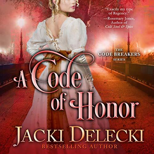 A Code of Honor Audiobook By Jacki Delecki cover art