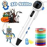 3D Stifte, Lovebay 3d stift set mit Ein kompletter Satz von 12 Farben und LCD display, 3D Pen...