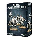 Warhammer Tau XV25 Stealth Battlesuits 2015
