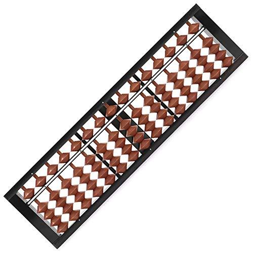 ポケットそろばん 15桁 カバ玉 そろ盤 算盤 ソロバン 十露盤 p-15