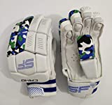 SF Camo ADI-3 Cricket Batting Gloves Right Handed Boys Size