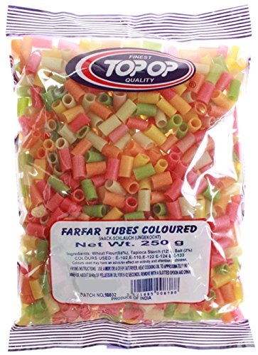 Top-Op Far Far Tubes Coloured 250 g