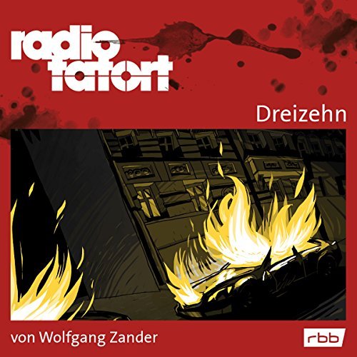 Dreizehn audiobook cover art