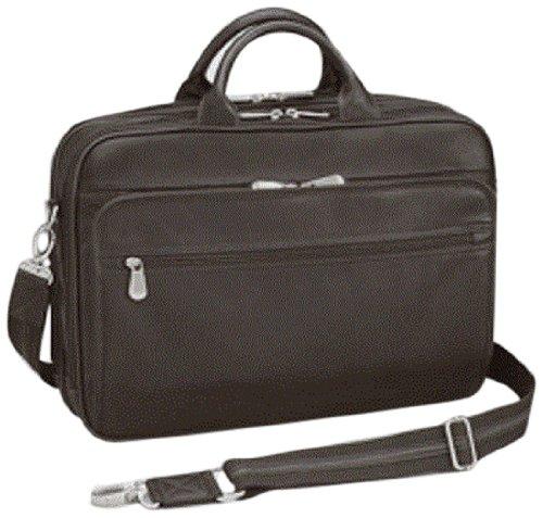 GTM Men s Gun Tote n Mamas Concealed Carry Leather Briefcase, Dark Brown, Medium