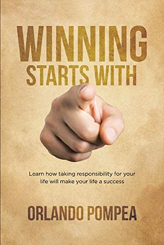 Book: Winning Starts With You by Orlando Pompea
