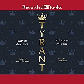 Tyrant cover art