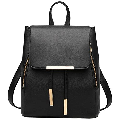 db3a90df53 WINK KANGAROO Fashion Shoulder Bag Rucksack PU Leather Women Girls Ladies  Backpack Travel bag