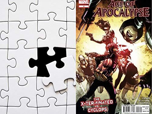X-MAN: The X-Terminated VS Cyclops: Age of Apocalypse (English Edition)