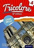 Tricolore Exam Skills for Cambridge IGCSE® Workbook & CD-ROM (Tricolore 4 5th edition)