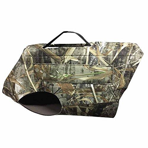 """GUGULUZA Neoprene Dog Vest Hunting Safety Vest Camo,5mm Neoprene S - XXXL (XL-(19"""" Neck, 31"""" Chest))"""