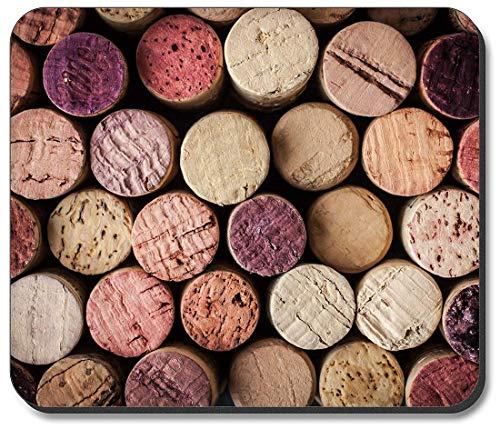 Mauspad - Weinkorken