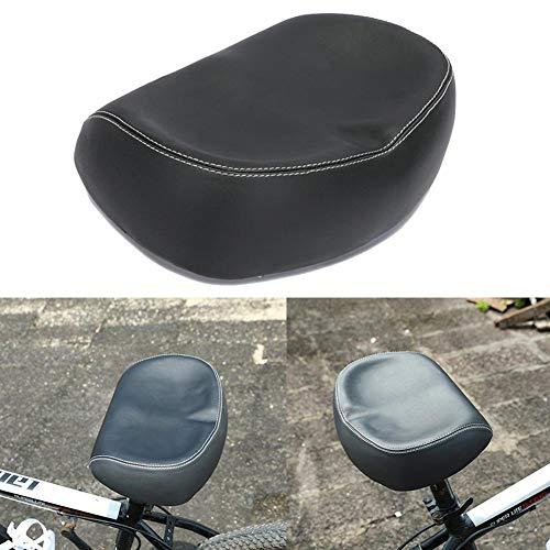 No Nose Big Butt Sattel, nasenloser Fahrradsattel, bequemer Heimtrainersitz für Männer und Frauen, übergroßer Fahrradsattel mit weichem Kissen verbessert den Komfort für Mountainbikes und Rennräder