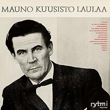 Mauno Kuusisto laulaa