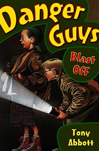 Download Danger Guys Blast Off (English Edition) B00JL1CEDU