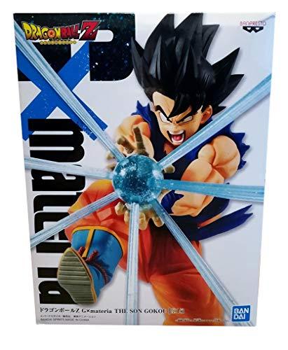 Banpresto. Dragon Ball Z Figure Son Goku GxMateria Ahora Disponible!