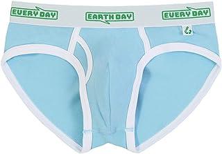ヒーローカラーズ【EARTH-DAY EVERY-DAY】ローライズブリーフ サスティナブルモデル イージーモンキーオリジナル 前開きブリーフ 日本製 Made in JAPAN コットンストレッチ メンズ 男性下着