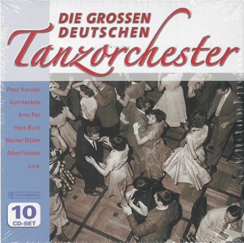 Die Grossen Deutschen Tanzorchester: Puszta Fox, Rote Rosen, C\'est si bon, Tampico, Guantanamo, Begin the beguines, uvm!