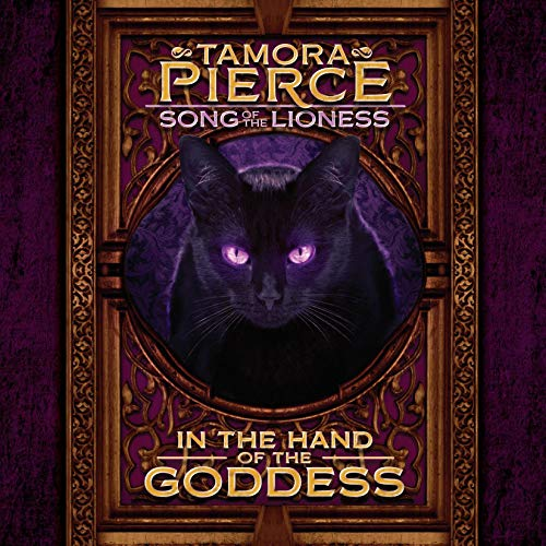 In the Hand of the Goddess cover art