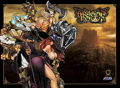 Dragon's Crown: Official Artworks (Young Adult)