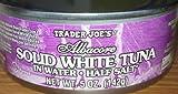 Trader Joe's Albacore Solid White Tuna in...