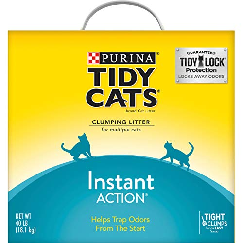 Purina Tidy Cats Instant Action Multi Cat Litter