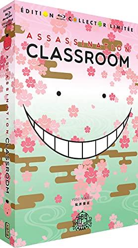 Assassination Classroom-Intégrale des 2 Saisons [Blu-Ray] [Édition Collector Limitée]