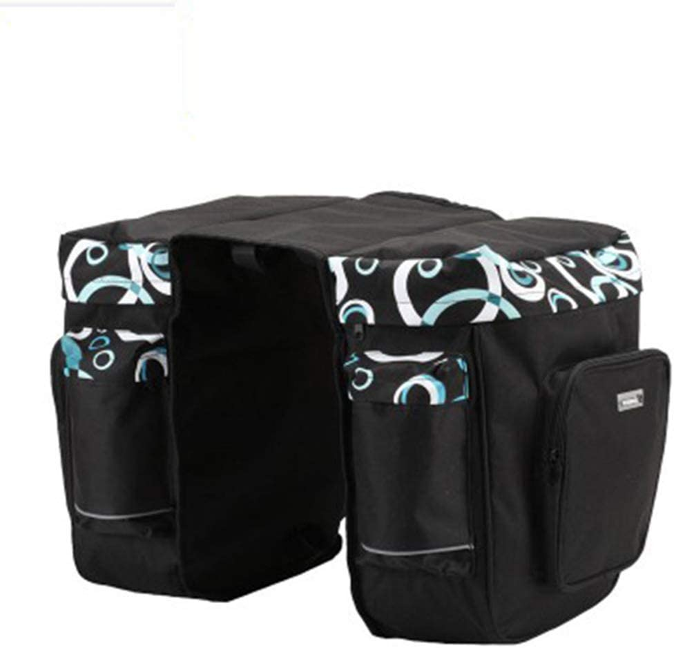 Ranking TOP15 YUYAXBG Fashion Bicycle Pannier Finally popular brand Waterproof Capa Large Portable