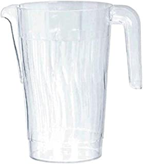 Pitcher Plastic 50 oz.