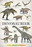REINDERS Dinosaurier - Poster 61 x 91,5 cm