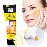 Zinnor 24k Gold Collagen Peel-off Facial Mask Whitening Anti-Wrinkle Face Masks Skin Care