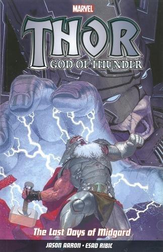 Thor God Of Thunder 4: The Last Days of Midgard UK ED