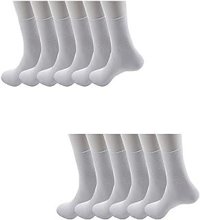 Calcetines Para Diabéticos De Algodón Sin Goma No Aprieta Unisex