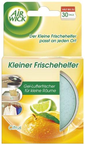 Air Wick Kleiner Frischehelfer Citrusfrische, 30g, 3er Pack (3 x 30 g)