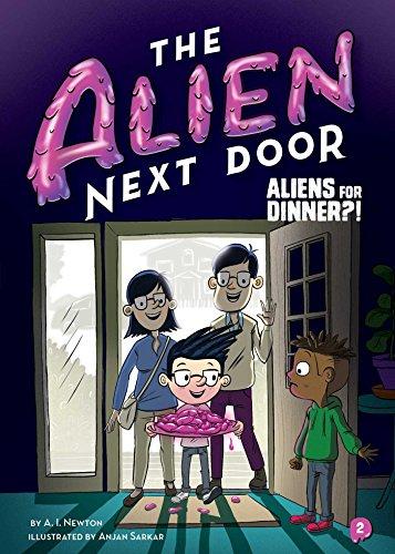 Aliens for Dinner?!: Volume 2