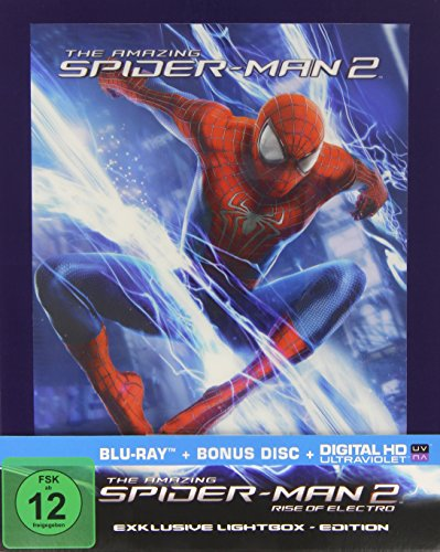 The Amazing Spider-Man 2 (Tm): Rise of Electro-Li [Blu-ray] [Import allemand]