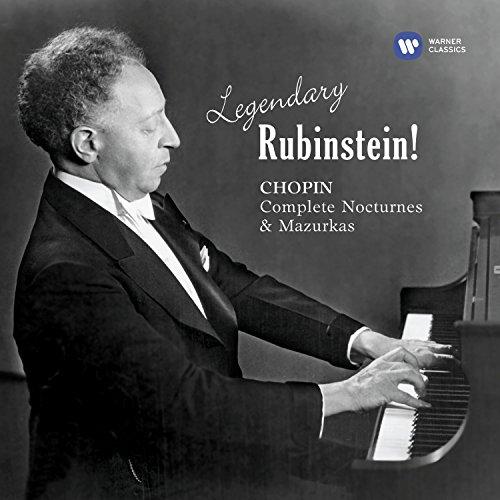 Legendary Rubinstein - Chopin
