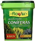 Flower 10751 - abono coníferas y arbustos, 8 Kg