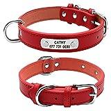 Collares personalizados para perros de Berry con grabado personalizado de...