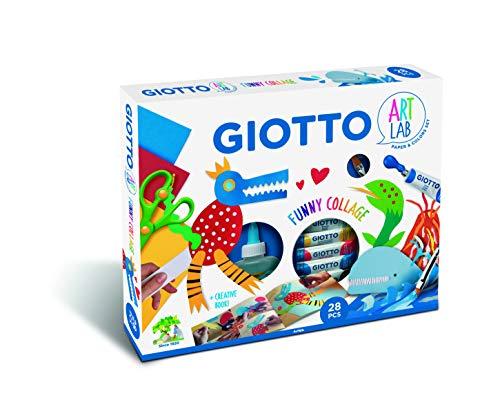 Giotto Art Lab Funny Collage - Kit Creativo